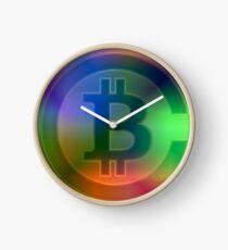Reloj BitCoin Laser Beat de RootCat