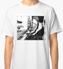 Genius Lab inktober Classic T-Shirt