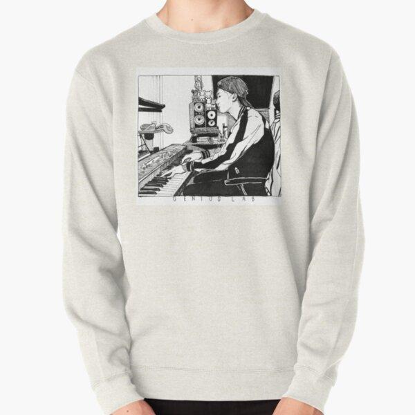 Genius Lab inktober Pullover Sweatshirt