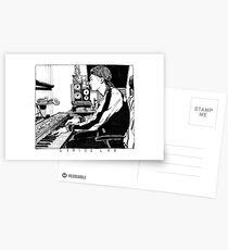 Genius Lab inkt Postkarten