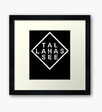 Stylish Tallahassee Framed Print