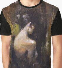 Figurative Study Graphic T-Shirt