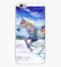 Frosty the Foal iPhone Case