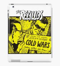 The x punk rock iPad Case/Skin