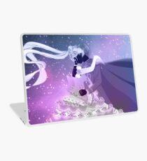 Sailor Moon and Tuxedo Mask Laptop Skin
