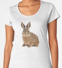 Cute Baby Rabbit | Animals Women's Premium T-Shirt