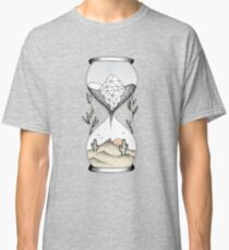 Time Is Running Out Classic T-Shirt