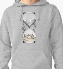 Time Is Running Out Pullover Hoodie