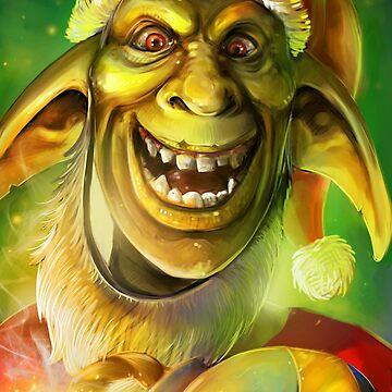 An explosive Goblin Christmas! by MoonpixStudios