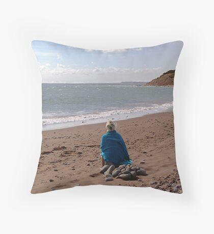 Ocean Dreaming No. 1 Throw Pillow