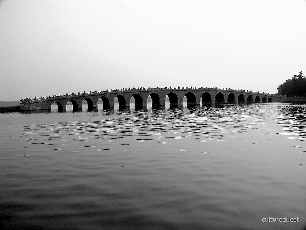 Seventeen-Arch Bridge by culturequest