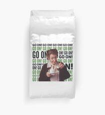 Mrs Doyle Duvet Cover