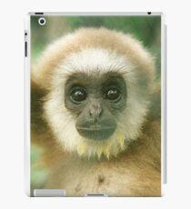 Baby White-handed Gibbon iPad Case/Skin