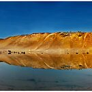 Inner lake on Big Sands by Alexey Dubrovin