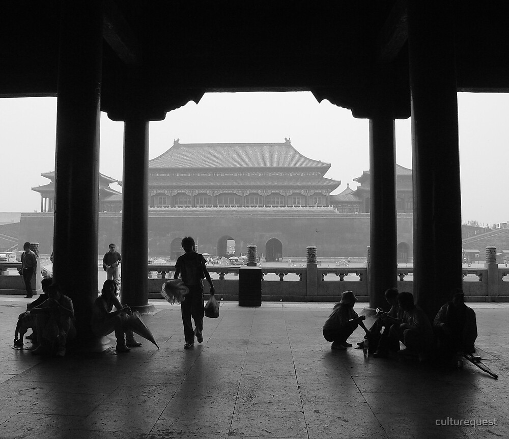 Forbidden Tourists by culturequest