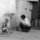 Father and Son by culturequest