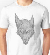 Wolf on fire T-Shirt