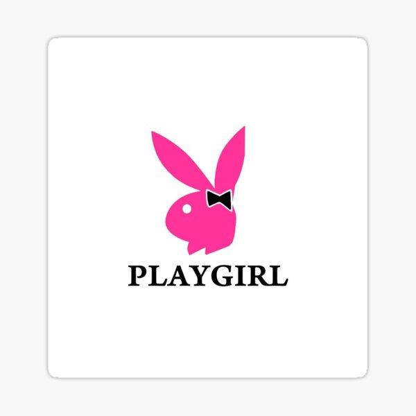 Un tributo a PlayGirl Pegatina