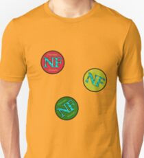 Red Yellow Green - NF HIPHOP Unisex T-Shirt