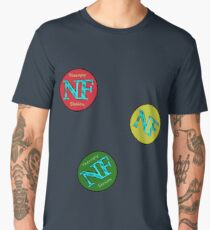Red Yellow Green - NF HIPHOP Men's Premium T-Shirt