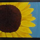 Sunflower by jonezajko