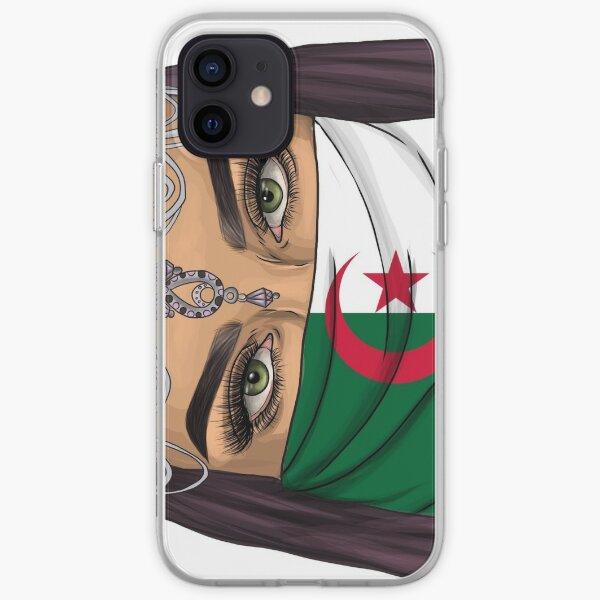 Algérie  Coque souple iPhone