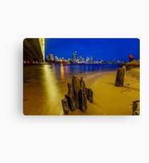 Mill Point, South Perth Canvas Print