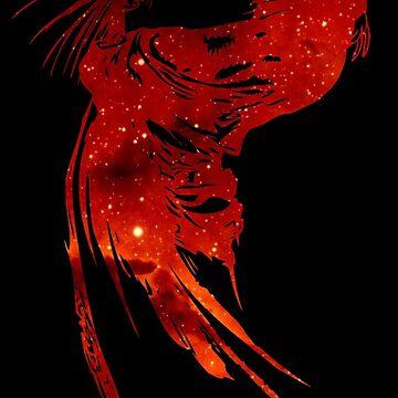 -FINAL FANTASY- Final Fantasy VIII Galaxy Logo by WubbaDubb