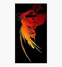 -FINAL FANTASY- Final Fantasy VIII Rust Logo Photographic Print