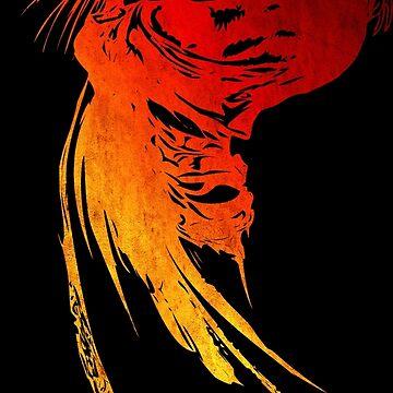 -FINAL FANTASY- Final Fantasy VIII Rust Logo by WubbaDubb