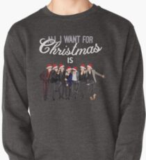 All I want for Christmas is BTS Pullover