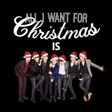 All I want for Christmas is BTS by merchbts