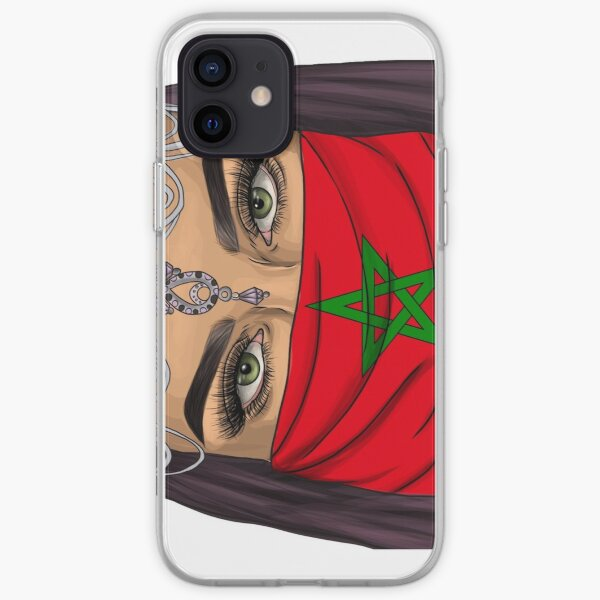 Maroc iPhone Soft Case