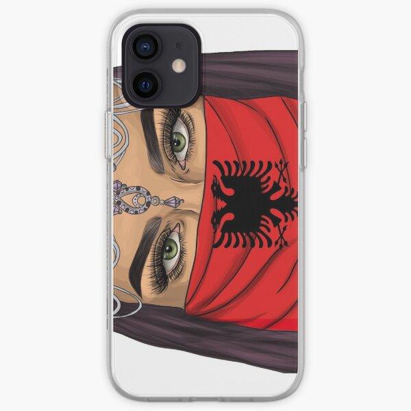 Albanie Coque souple iPhone