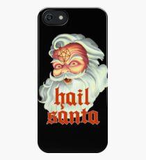 Hail Santa iPhone SE/5s/5 Case