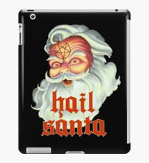 Hail Santa iPad Case/Skin