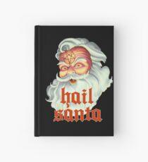 Hail Santa Hardcover Journal