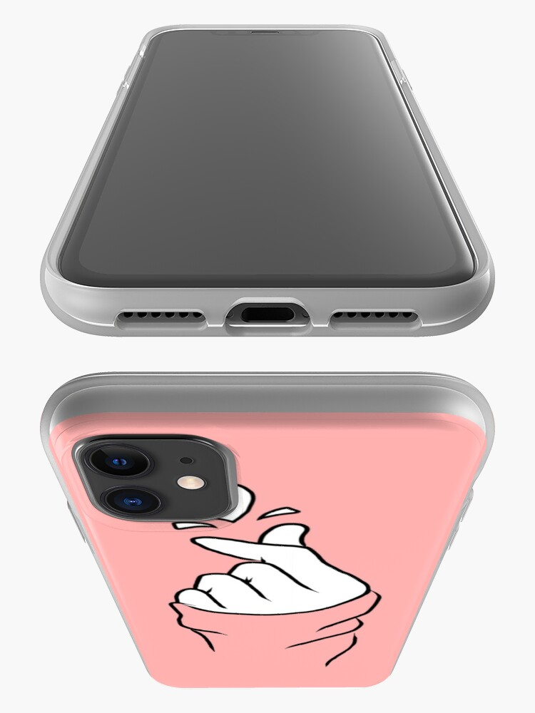 Alternate view of Cute Heart~  iPhone Case & Cover