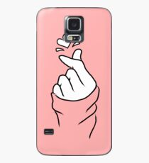 Cute Heart~  Case/Skin for Samsung Galaxy