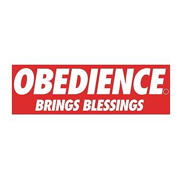 Obedience by LDStreetwear
