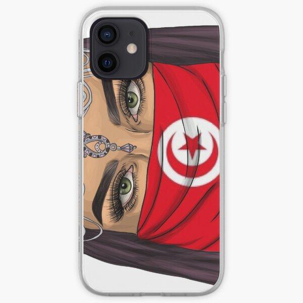 Tunisie Coque souple iPhone