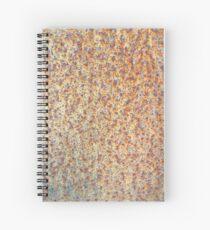 Corten steel Spiral Notebook