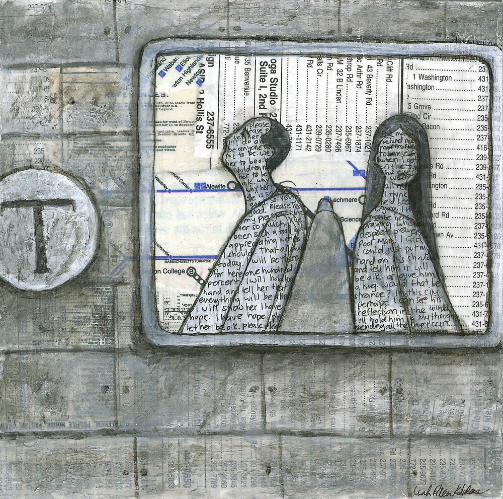 Subway Stories: St. Mary's by Leah Piken Kolidas
