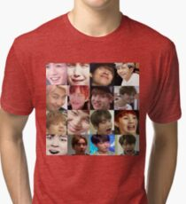 BTS MEME DERP Vintage T-Shirt