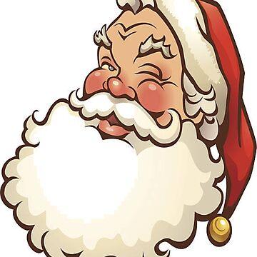 Santa t shirt by malda16