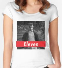 Eleven  Women's Fitted Scoop T-Shirt