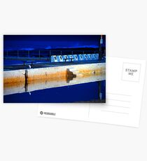 Sunrise - Merewether Baths Postcards