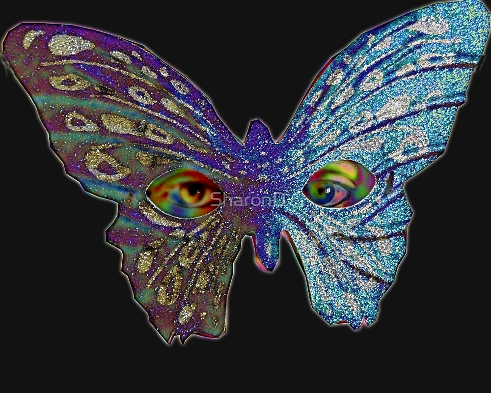 Butterfly Eyes by SharonD