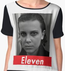 Eleven 2 Chiffon Top