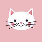 Friendly Cat by Susann Hoffmann